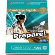 Cambridge English Prepare! Level 2 Presentation Plus (DVD-ROM)