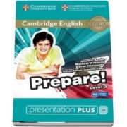 Cambridge English Prepare! Level 3 Presentation Plus (DVD-ROM)