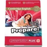 Cambridge English Prepare! Level 4 Presentation Plus (DVD-ROM)