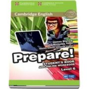 Cambridge English Prepare! Level 6 Student's Book and Online Workbook de James Styring
