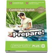 Cambridge English Prepare! Level 7 Presentation Plus (DVD-ROM)