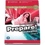 Cambridge English Prepare! Test Generator Level 4 (CD-ROM) - Emma Heyderman