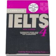 Cambridge IELTS 4 Self Study Pack: Examination papers from University of Cambridge ESOL Examinations