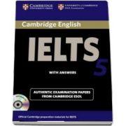 CAMBRIDGE IELTS 5 Self Study Pack Self Study Pack