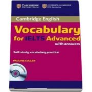Cambridge Vocabulary for IELTS Advanced Band 6. 5 with Answers and Audio CD (Pauline Cullen)