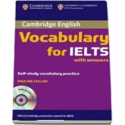 Cambridge Vocabulary for IELTS Book with Answers and Audio CD (Pauline Cullen)