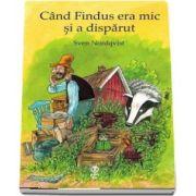 Cand Findus era mic si a disparut de Sven Nordqvist