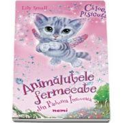 Chloe, pisicuta de Lily Small (Seria Animalutele fermecate din Padurea Inrourata)