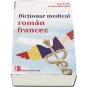 Dictionar medical Roman - Francez. Editie revazuta si augmentata de Vasile Savin