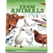 Farm Animals de Jennifer Bell (How to draw)