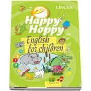 Happy Hoppy English for children (Contine CD Audio)