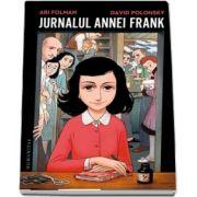 Jurnalul Annei Frank. Adaptare grafica - Traducere de Gheorghe Nicolaescu si Diana Zotea