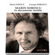 Marin Sorescu in documente inedite de Maria Ionica
