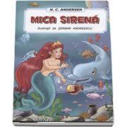 Mica sirena - Ilustratii de Serban Andreescu