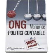 ONG - Manual de politici contabile (Format CD)