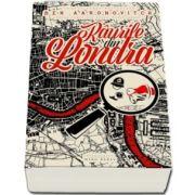Raurile din Londra de Ben Aaronovitch (Prima carte din seria Peter Grant)