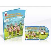 Zauberhaftes Deutsch - Comunicare in limba germana pentru incepatori - Nivelul 1 (Contine CD cu soft educational) - Ana Maria Tantos