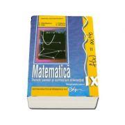 Matematica, manual pentru clasa a IX-a, Trunchi comun+Curiculum diferentiat (Constantin Nastasescu)