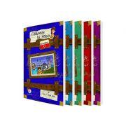 Set Calatoriile lui Robin - 5 volume (Istanbul, Barcelona, Venetia, Paris, Londra) de Ken Lake
