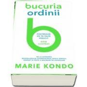 Bucuria ordinii de Marie Kondo