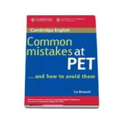 Common Mistakes at PET... and How to Avoid Them (Liz Driscoll)