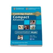 Compact Advanced Presentation Plus (DVD-ROM) - Peter May and Simon Haines