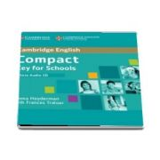 Compact Key for Schools Class Audio CD (Emma Heyderman)