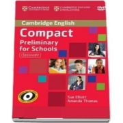 Compact Preliminary for Schools Classware DVD-ROM - Amanda Thomas and Sue Elliott