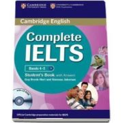 Complete IELTS Bands 4-5 Student's Book with Answers with CD-ROM - Guy Brook-Hart, Vanessa Jakeman