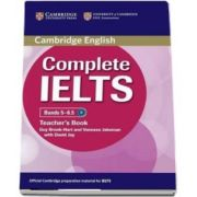 Complete IELTS Bands 5-6. 5 Teacher's Book - Guy Brook-Hart, Vanessa Jakeman, David Jay