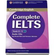 Complete IELTS Bands 6. 5-7. 5 Class Audio CD - Guy Brook-Hart, Vanessa Jakeman