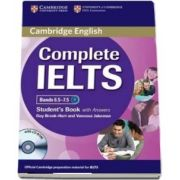Complete IELTS Bands 6. 5 - 7. 5 Student s Book with Answers with CD-ROM - Guy Brook-Hart, Vanessa Jakeman