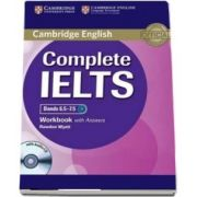 Complete IELTS Bands 6. 5-7. 5 Workbook with Answers with Audio CD (Rawdon Wyatt)