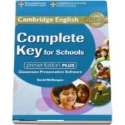 Complete Key for Schools Presentation Plus DVD-ROM (David McKeegan)