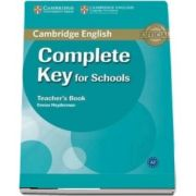 Complete Key for Schools Teacher s Book (Emma Heyderman)