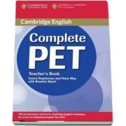 Complete PET Teacher s Book (Peter May)
