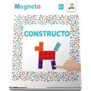 Construto - Colectia Magneto - Varsta recomandata: 3 - 9 ani