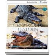 Crocs and Gators Beginning Book with Online Access (Simon Beaver)