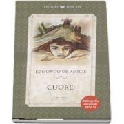 Cuore - Edmondo de Amicis - Colectia Lecturi scolare, Bibliografia elevului de nota 10
