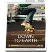 Down to Earth Intermediate Book with Online Access - Caroline Shackleton, Nathan Paul Turner