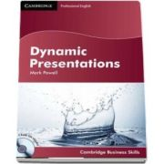 Dynamic Presentations Student's Book with Audio CD - Mark Powell