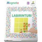 Labirinturi - Colectia Magneto - Varsta recomandata: 4 - 7 ani