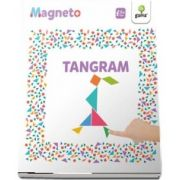 Tangram - Colectia Magneto - Varsta recomandata: 4 - 9 ani