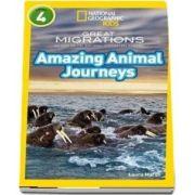 Amazing Animal Journeys - Laura Marsh