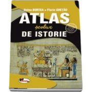 Atlas scolar de istorie de Doina Burtea