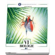 Biologie, manual pentru clasa a VI-a de Elena Crocnan