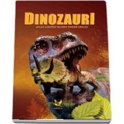 Dinozauri. Atlas ilustrat bilingv roman-englez