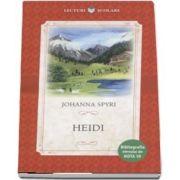 Heidi. Bibliografia elevului de Nota 10 - Johanna Spyri