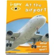 i-SPY At the airport: What Can You Spot?