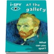 i-SPY at the Gallery: What Can You Spot?